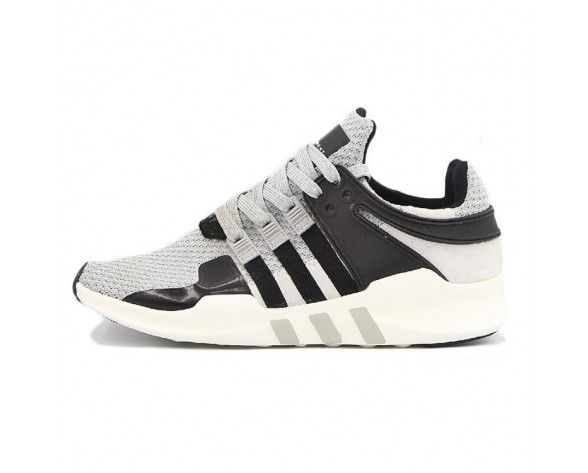 Grau & Schwarz Unisex Schuhe Adidas Eqt Running Support 93 Primeknit S81492