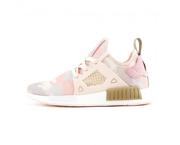 Adidas Originals Nmd Primeknit Xr1 Bb7754 Rosa Camo Schuhe Unisex