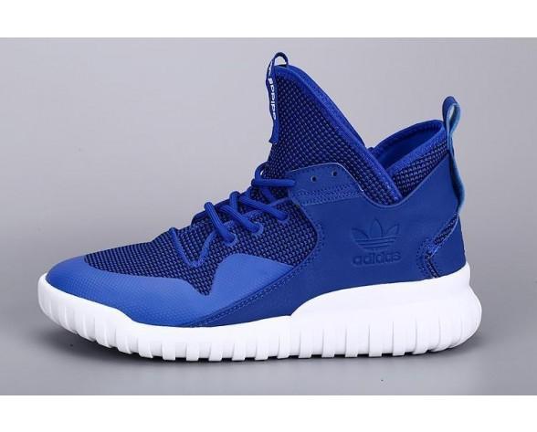 Marine / Collegiate Royal / Weiß Schuhe Unisex Adidas Men Tubular X Tx S77844