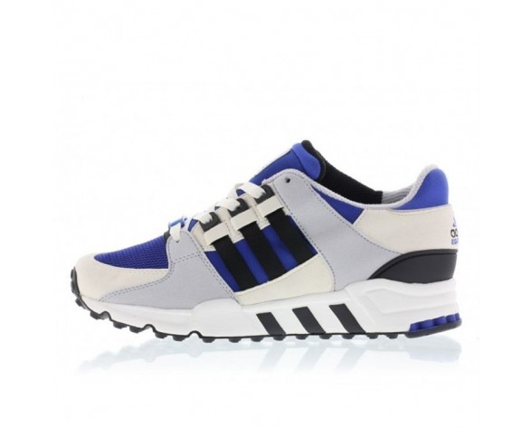 Schuhe Adidas Equipment Running Support 93 M25105 Grau & Royal Blau Unisex