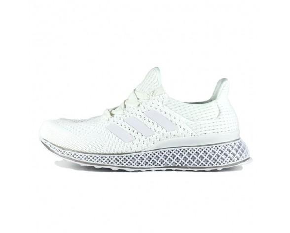 Rice Weiß Unisex Schuhe Adidas Futurecraft 3D Printed Sneakers 3D