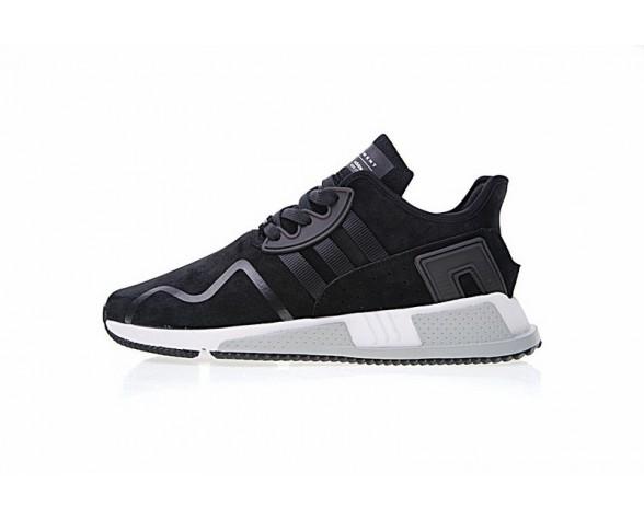Schwarz & Weiß & Grau Herren Adidas Eqt Cushion Adv By9506 Schuhe