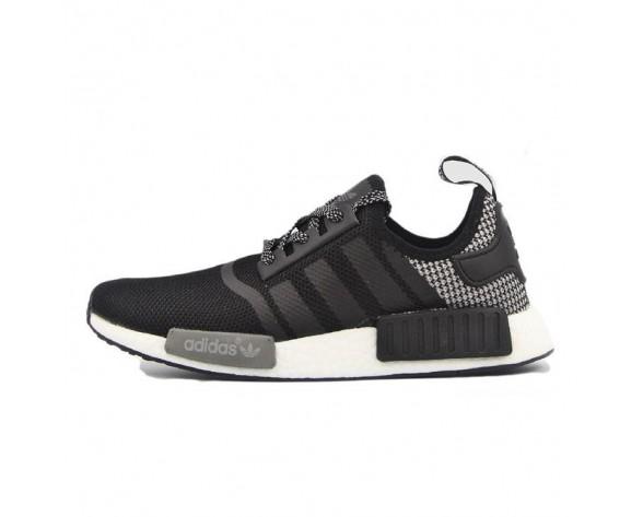 Schwarz & Grau & Whiet Unisex Adidas Nmd Runner S57110 Schuhe