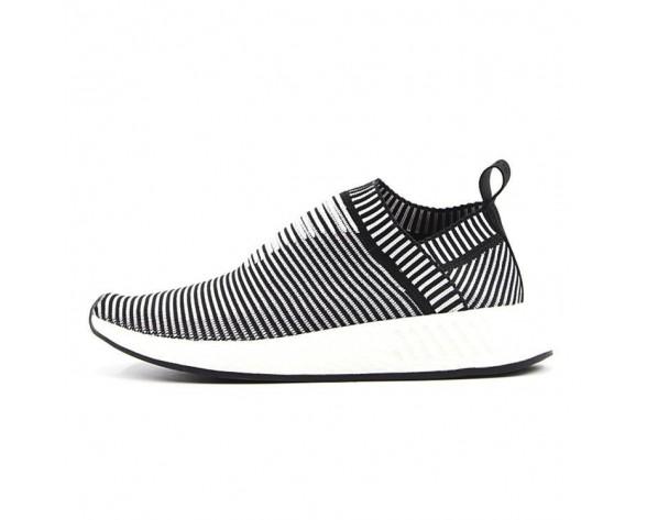 Adidas Nmd City Sock Cs2 Ba7212 Unisex Schuhe Schwarz & Weiß