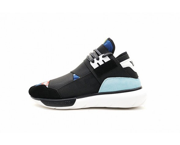 Flower Schuhe Unisex Y-3 Qasa High B25187