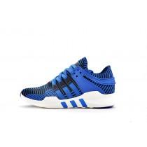 Blau & Schwarz Unisex Adidas Eqt Support Adv Primeknit Ba8335 Schuhe