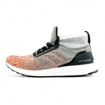 Unisex Schuhe Orange/Grau Colorway Adidas Ultra Boost Atr Mid Street By2593