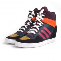 Adidas Originals M Attitude Up S77395 Schuhe Tief Blau & Purple & Gelb Unisex