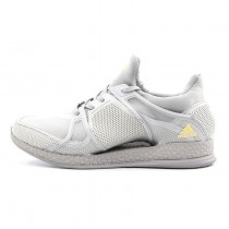 Unisex Ash Grau Schuhe Adidas Pure Boost X Training Ement Af5933
