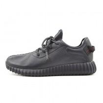 Schuhe Adidas Yeezy Boost 350 Leather Sneakers Aq2661 Marine Blau Herren