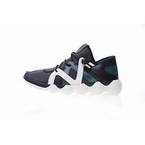 Dunkel Grau & Weiß & Grün Y-3 Spring Kyujo Low Bb4737 Schuhe Unisex