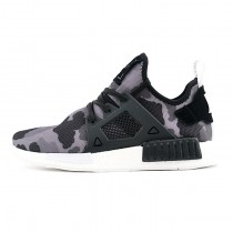 Schuhe Schwarz & Camo Adidas Originals Nmd Primeknit Xr1 Ba7231 Unisex
