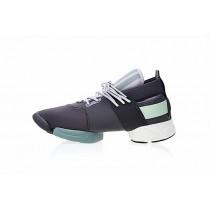 Schuhe Schwarz & Grau & Grün Yohji Yamamoto Do Utility S82164 Unisex