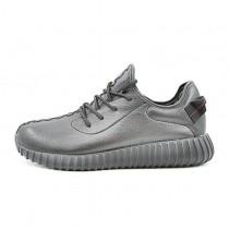 Adidas Yeezy Boost 350 Leather Sneakers Aq2659 Schwarz Herren Schuhe