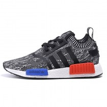 Unisex Schwarz And Weiß Adidas Originals Nmd Runner Mottled S79168 Schuhe