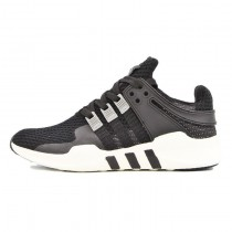 Schuhe Unisex Adidas Eqt Running 93 Primeknit B35718 Schwarz & Weiß
