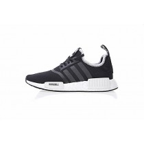 Schuhe Unisex Schwarz Neighborhood X Ncible X Adidas Originals Nmd R1 Ba7784