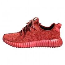 Unisex Rot Schuhe Adidas Yeezy Boost 350 40-44