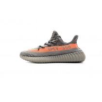 Grau & Orange Schuhe Adidas Yeezy 350V2 Boost Bb1826 Unisex