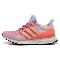 Unisex Adidas Ultra Boost Weiß Rouge Powder Schuhe