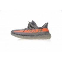 Snake Grau Orange Unisex Adidas Yeezy 350V2 Boost Cq6655 Schuhe