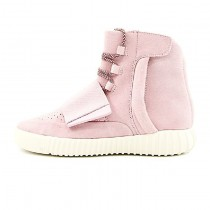 Schuhe Rouge Rosa Adidas Yeezy 750 Boost Bb1842 Unisex