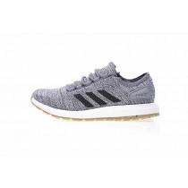 Adidas Pure Boost Terrain S8073 Grau & Schwarz Unisex Schuhe