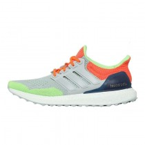 Schuhe Kolor X Adidas Ultra Boost Unisex Apple Grün & Orange Rot