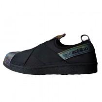 Unisex Core Schwarz/ Core Schwarz/ Ftw Weiß Adidas Superstar Slip On W S82793 Schuhe