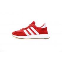 Unisex Schuhe Adidas Iniki Runner Boost Bb2091 Rot & Weiß