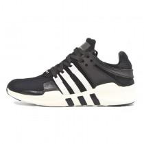 Adidas Eqt Running Support 93 Primeknit S81490 Unisex Schuhe Schwarz & Weiß