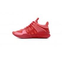 Schuhe Rot & Rosa Damen Adidas Eqt Support Adv Primeknit 93/16 Bb2326