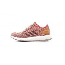 Coral Rot Schuhe Herren Adidas Pure Boost Ltd Ba9059