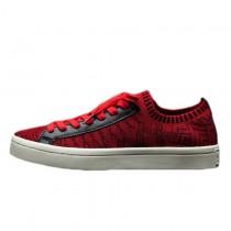 Schuhe Adidas Courtvantage Primeknitd S78887 Wine Rot & Schwarz Herren