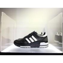 Adidas Originals Zx700 Leather G63499 Unisex Schwarz & Weiß Schuhe