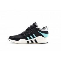 Schuhe Adidas Eqt Support Adv Primeknit Ba8338 Schwarz & Mint Grün Unisex