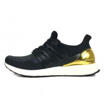 Schuhe Schwarz & Gold Unisex Adidas Ultra Boost Olympic Bb3929