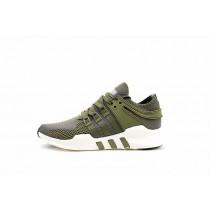 Schuhe Unisex Amry Grün & Weiß Adidas Eqt Support Adv Primeknit Ba8351