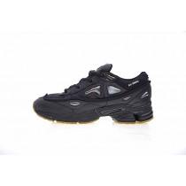 Schuhe Schwarz & Braun Rabbit Raf Simons X Adidas Consortium Ozweego Iii S81162 Unisex