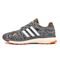 Herren Adidas Energy Boost Primeknit Esm M29764 Dunkel Grau Schuhe