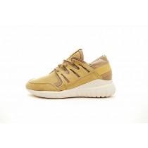 Herren Adidas Tubular Nova S74822 Beige Schuhe