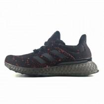 Unisex Adidas Futurecraft 3D Printed Sneakers 3 Schwarz Rot Venom Schuhe