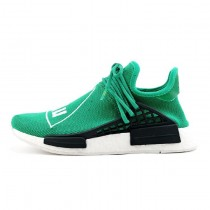 Schuhe Pharrell Williams X Adidas Originals Nmd Human Race Bb0620 Grün Unisex
