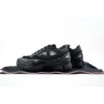 Schuhe Schwarz Raf Simons X Adidas Consortium Ozweego 2 S74581 Unisex