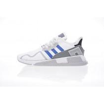 Schuhe Weiß & Grau & Blau Adidas Eqt Cushion Adv Cp9459 Herren