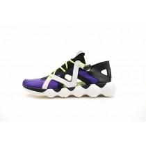 Purple & Schwarz & Weiß Y-3 Spring Kyujo Low Aq5724 Schuhe Unisex