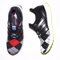 Square Printing Unisex Kris Van Assche X Adidas Ultra Boost Schuhe