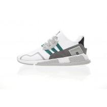 Schuhe Unisex Adidas Eqt Cushion Adv Cp9458 Weiß & Grau & Grün