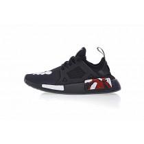Schwarz Unisex Schuhe Kaws X Adidas Nmd Xr_1 Boost By9948