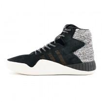 Adidas Originals Tubular Instinctre S76501 Schuhe Schwarz & Weiß & Grau Unisex